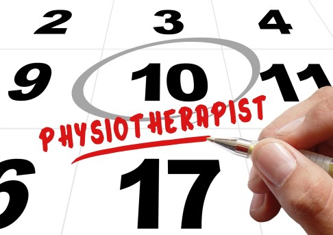 calendar, appointment, physical therapy