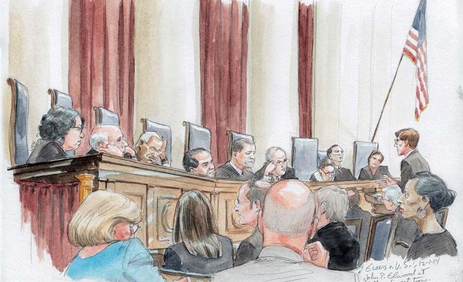 SCOTUS, US Supreme Court, Justices, Sonia Sotomayor