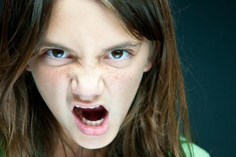 angry adoptee