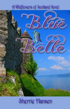Blue Belle Front Cover Draft