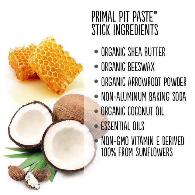 ingriedients for primal pit paste reviews
