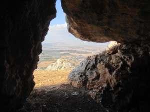 Arbel Cliffs, Israel  Photo:  Larry Mize
