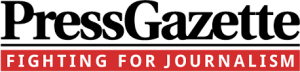 Press Gazette logo