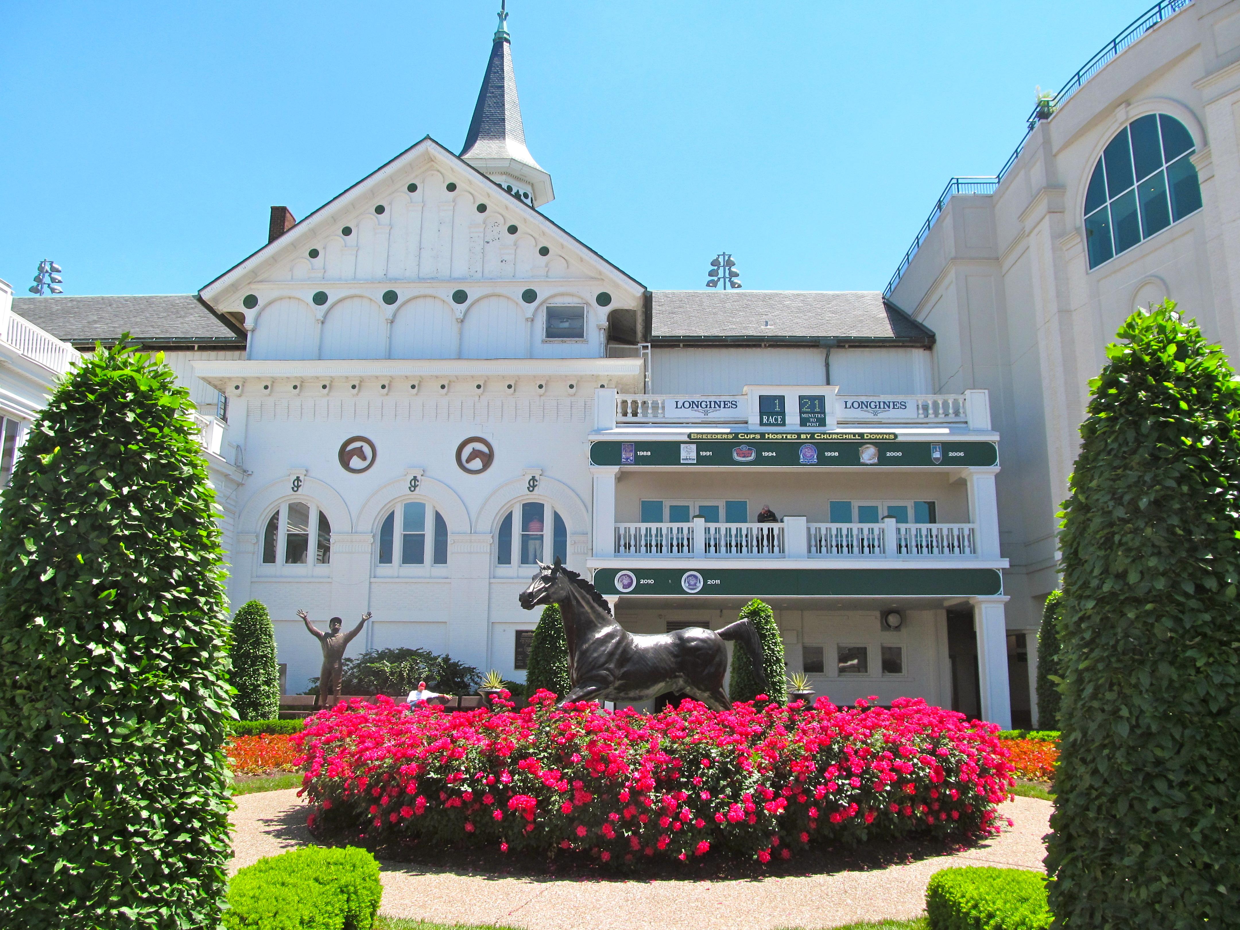 Churchill Downs Amp The Kentucky Derby Museum