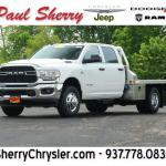 2020 Ram 3500 Commercial Hillsboro Aluminum Flatbed 29522t Paul Sherry Chrysler Dodge Jeep Ram