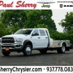 2020 Ram 5500 Commercial Cm Truck Beds Flat Bed 29603t Paul Sherry Chrysler Dodge Jeep Ram