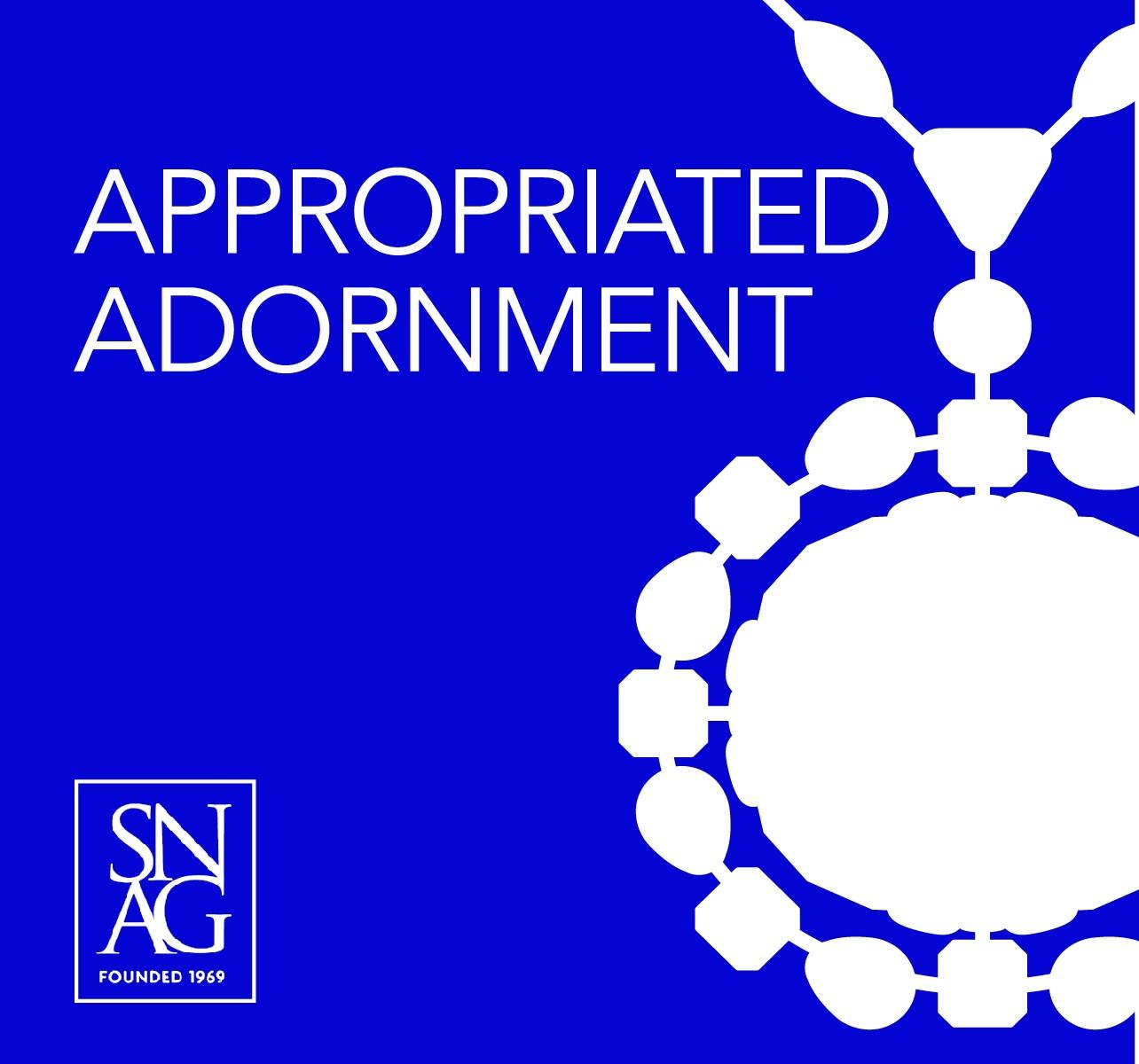 Appropriated Adornment Logo