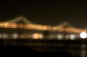 Surfacing, Bay Bridge, Treasure Island, SF, CA