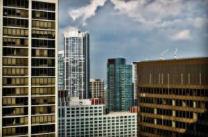 Chicago Skyline, 2010