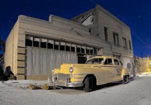 Broken Spoke Taxi, Bisbee, AZ