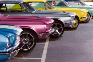 Mustangs, Emeryville, CA