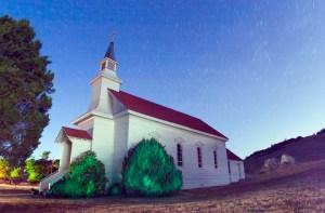 Nicasio Church, Nicasio, CA