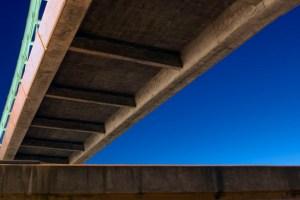 Pedestrian Bridge, Berkeley, CA