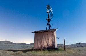 Windmill, Rush Ranch, CA