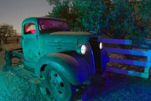 Truck, Rush Ranch, CA