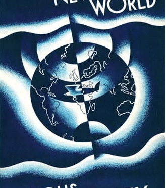 Now Reading: Brave New World by Aldous Huxley