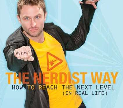 Reading List: The Nerdist Way by Chris Hardwick