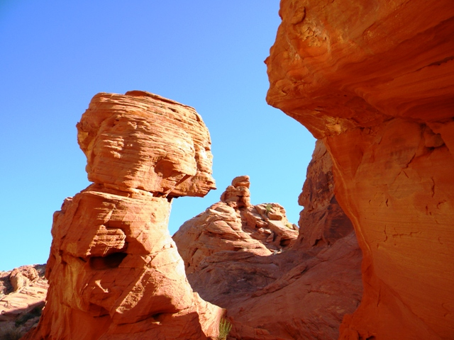 Valley of Fire Rocks
