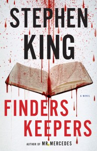 Finder Keepers Stephen King cover