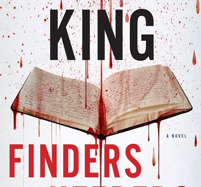 Now Reading: Finders Keepers by Stephen King