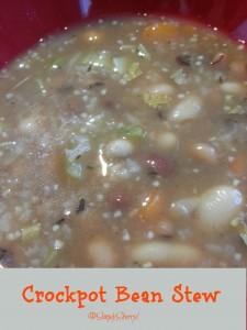 Crockpot Bean Stew