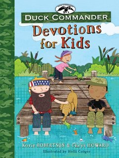 Duck Commander Devotions for Kids {Book Review}