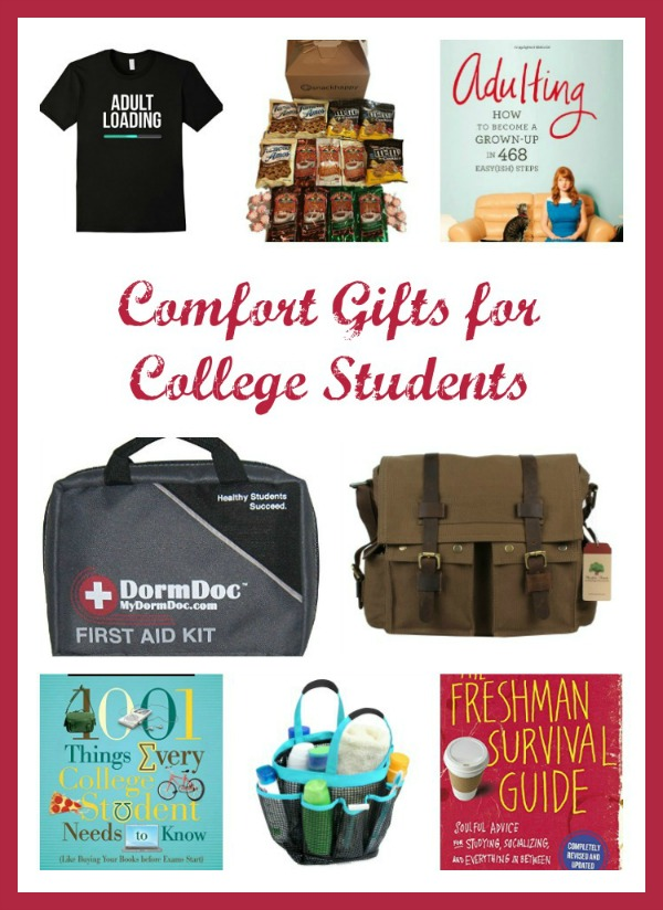 Comfort Gifts for College Students