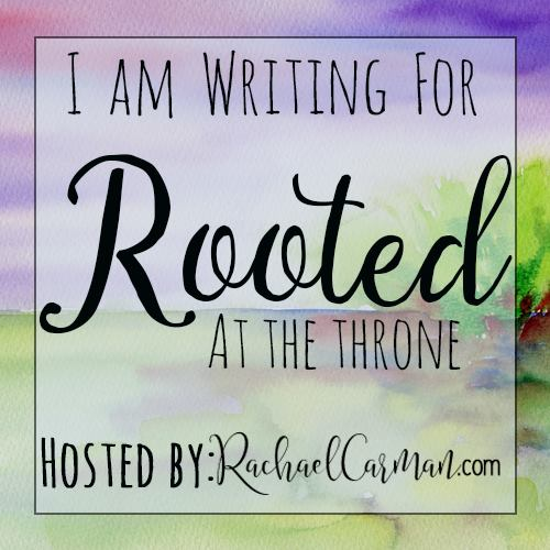 Rooted at the Throne Devotionals