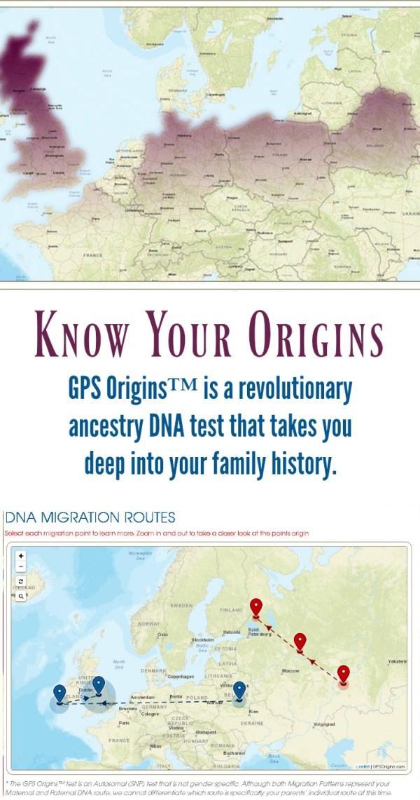 Know Your Origins