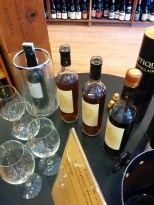 tasting from Fernando de Castilla
