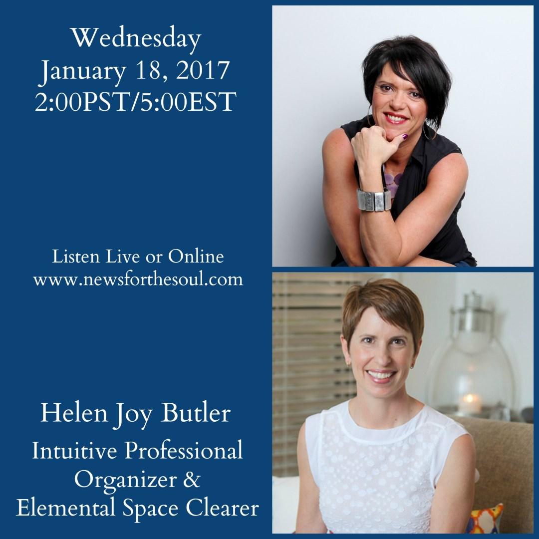 Creating Sanctuary with Helen Joy Butler
