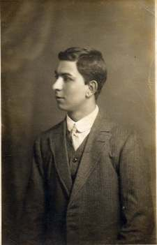 Shersca Genealogy_Walter Frederick Cole