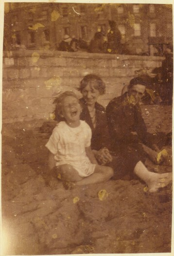 The Symons family, Part 5_Shersca Genealogy_Ern, Maddy and Simone