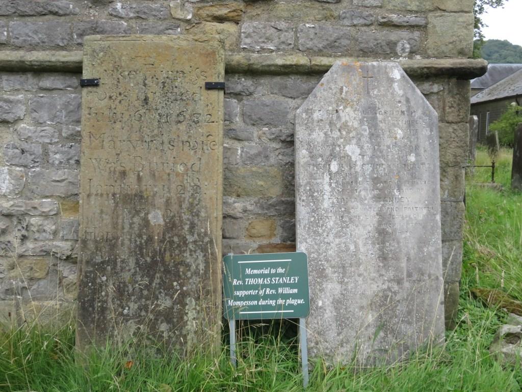 A Genealogist in Derbyshire_Shersca Genealogy_Eyam plague graves