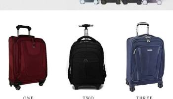 3a7e2ba0b The Best Carry-On Luggage 2019 - As Tested By A Frequent Flier!
