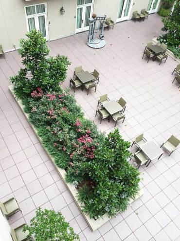 new orleans hyatt french quarter hotel review