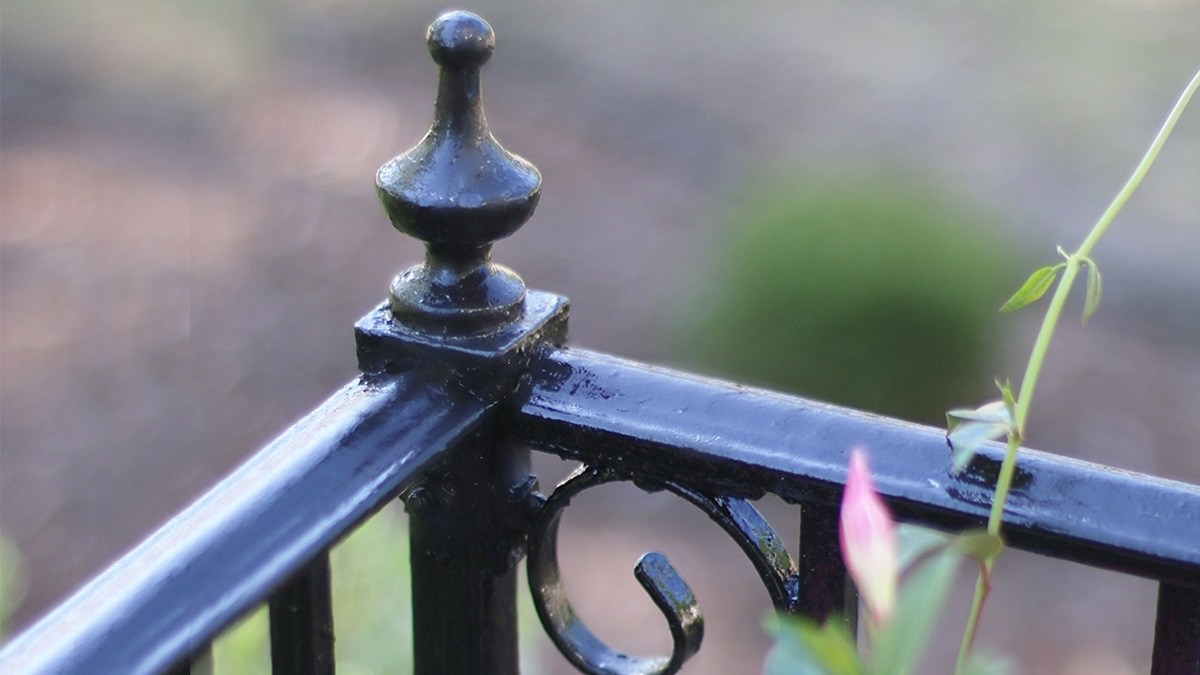 How To Paint Exterior Railing Sherwin Williams | Outdoor Handrails Near Me | Handrail Ideas | Metal | Wrought Iron Railings | Stair Railings | Steel Handrail