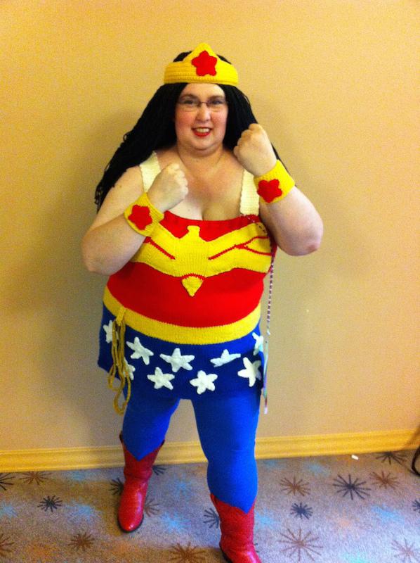 Wonder Woman (2012)