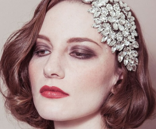 1920s Inspired Wedding Hairstyles