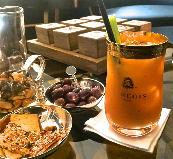 St Regis Golden Mary
