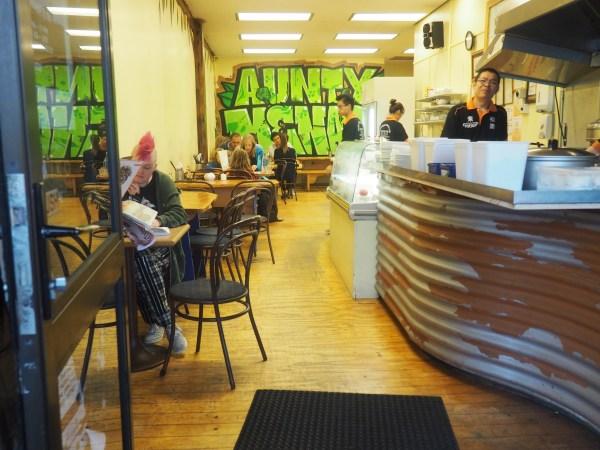 Aunty Mena's - Wellington