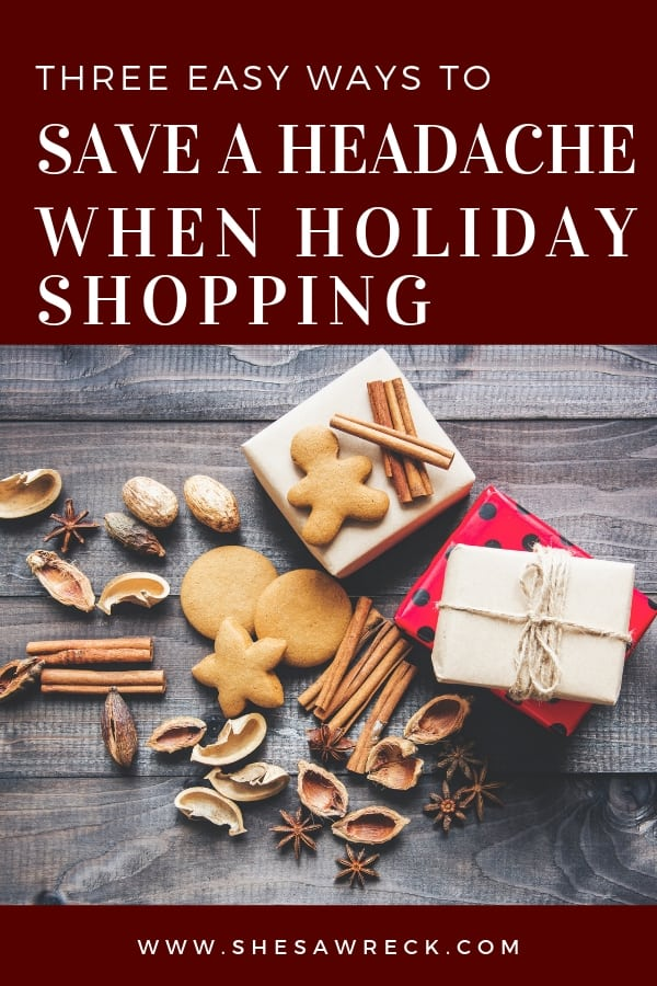 Get Started on Your Holiday Shopping #holidayshopping #shopping #christmasshopping #busymomshopping #holidaytips #holidayadvice #momtips #xmas #xmasshopping #shoppingtips
