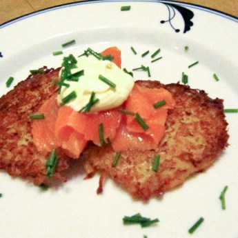 Preserving Holiday Traditions through Cooking: Latkes for Hanukkah