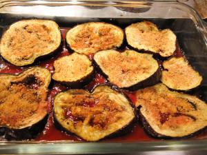 Eggplant Parmesan ed-0468