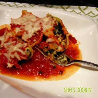 Unbelievable Vegan Stuffed Shells