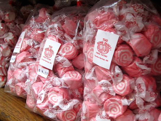 Craving some old-fashioned taffy?