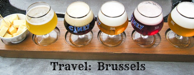 Top 5 for Foodies in Brussels