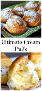 Ultimate Cream Puffs