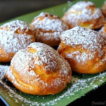 Sandra's Delicious Cream Puffs