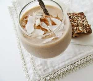 homemade mocha frappe, mocha frappe, hazelnut mocha frappe, Frangelico drinks